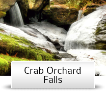 Crab Orchard Falls Valle Crucis NC