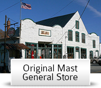 Original Mast General Store Valle Crucis NC