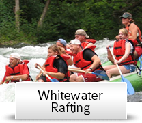 Whitewater Rafting Mountains North Carolina Valle Crucis