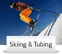 Winter Skiing Tubing North Carolina Mountains Valle Crucis