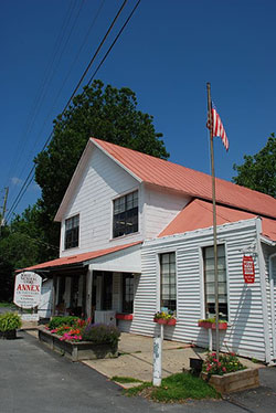 The Annex Mast General Store Valle Crucis North Carolina