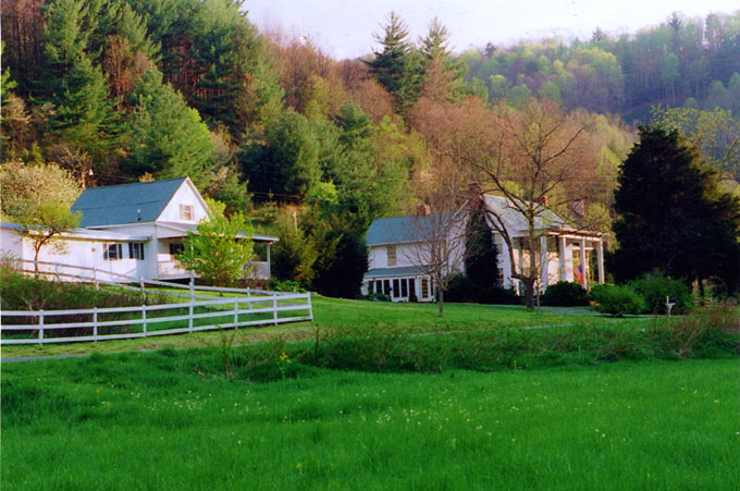 The Baird House - Valle Crucis, NC