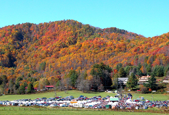 Valle Country Fair - Valle Crucis North Carolina