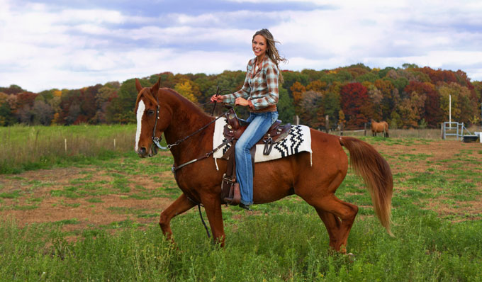 Valle Crucis Horseback Riding