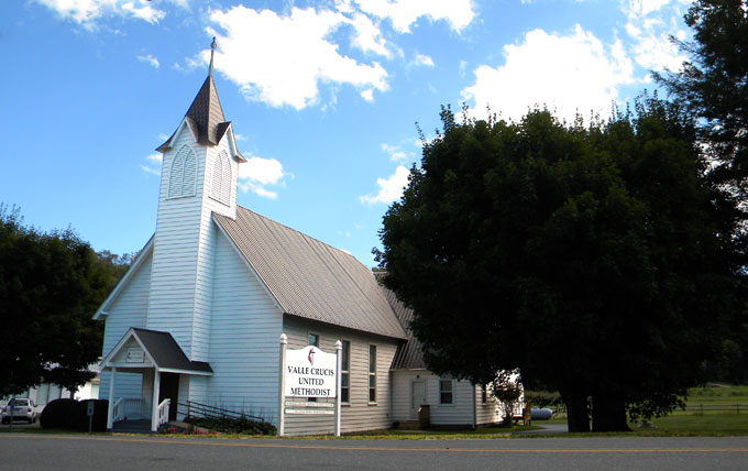 Valle Crucis United Methodist Church