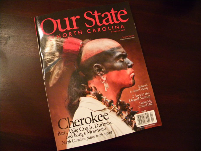 Our State Magazine October Issue 2010