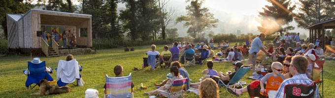 Music in the Valle 2012